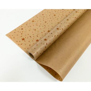 Бумага крафт 40гр прост.рис