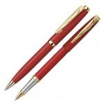 Набор: ручка шариковая + роллер Pierre C..