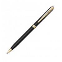 Ручка шариковая Pierre Cardin SLIM. Корпус - латунь и лакированое покрытие. Отделка и детали дизайна