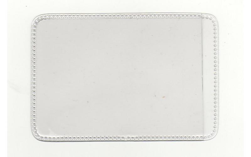 Обложка силиконовая на СНИЛС и банковскую карту (100)