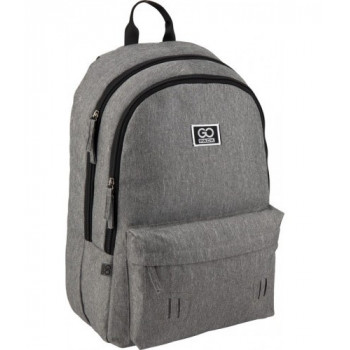 Рюкзак GoPack Сity серый Кite GO20-140L-..