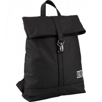 Рюкзак GoPack Сity черный Кite GO20-155S..