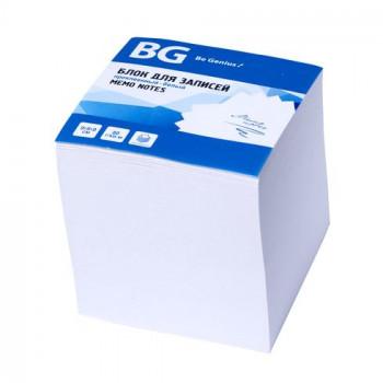 Блок для записей 9х9х9 см, проклеенный, ..