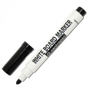 Маркер д/бел. досок CENTROPEN BOARD 2,5 мм черный ..