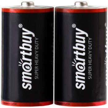 Батарейка SmartBuy D (R20) SB2  (12)..