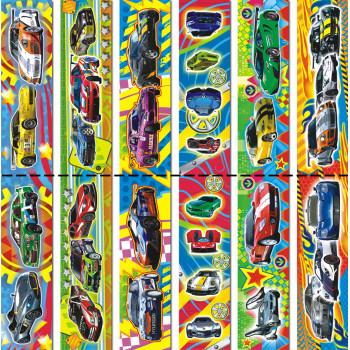 Магнит -закладка Спортивные авто 00020..