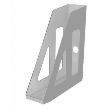 Лоток вертикальный АКТИВ  серый (12)..