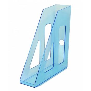Лоток вертикальный АКТИВ синий INDIGO (1..