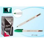 Ручка шариковая зеленая