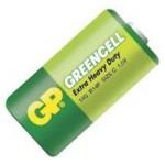 Бат R14 GP GreenCell солевая/24..