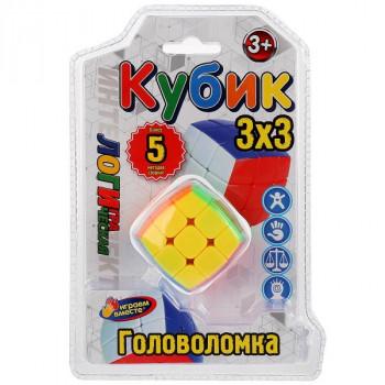Логическая игра кубик 3х3 ТМ