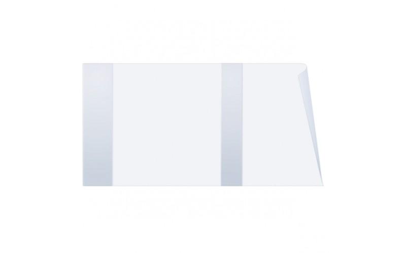 Обложка для учебников 29 см 200 мкм универсальная (мед карта) (100)