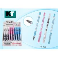 "Ручка шариковая ""PIANO LOVES"" синяя, 0,5 мм, грип, корпус с рисунком, (50/1200)"