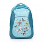 Рюкзак школьный Butterfly 40*29*15 влаго..