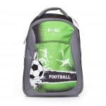 Рюкзак школьный Footbal 40*29*15 влагоне..