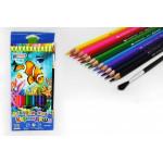 Набор цветных акварельных карандашей с к..