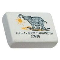 "Ластик KOH-I-NOOR ""Elephant"" (300/80) (Чехия) (2)"