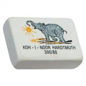 Ластик KOH-I-NOOR ELEPHANT 300/80 каучук..
