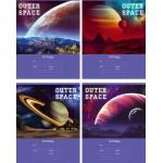 Тетрадь 12л. линия Outerspace (БиДжи) (2..