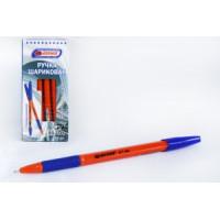 Ручка шариковая на масляной основе с резиновым держателем, AR-2244 (50)