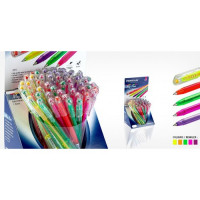 PENSAN MY-PEN BALL POINT PEN 1 mm COLOURED STAND