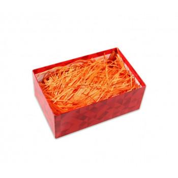 Бумажный наполнитель Интенсив оранжевый,..