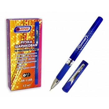 Ручка шариковая с резиновым держателем ,..