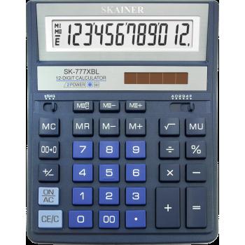 Калькулятор настольный 12-разрядный, бол..