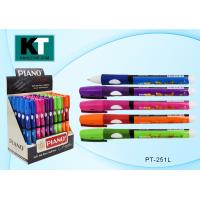 Ручка шариковая синяя, 0,7 мм, Первоклассника ! Для левши (PIANO) (50)