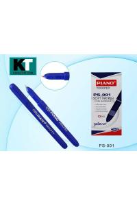 "Ручка шариковая ""PIANO TROOPER"", синяя, 0.7 мм (12/144)"