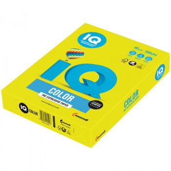 Цветная офисная бумага IQ Color 80г Neon..