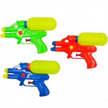 Водный пистолет  с баллоном 17,5 см (цве..