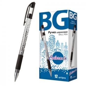 Ручка шариковая с грипом 0.7 мм