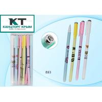 Ручка со стираемыми чернилами гелевая: ц..