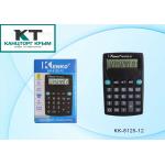 Калькулятор: 12-разрядный, в индивидуальной упаков..