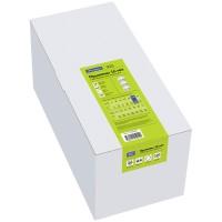Пружины пластик D=16 мм OfficeSpace белый 100шт. (Спейс) (Китай)