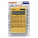 Калькулятор 12-разр., 2-е питание, вычис..