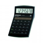 Калькулятор настольный 8-разр., черный э..