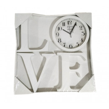 Фоторамка - КОЛЛАЖ/10 LOVE CLOCK..