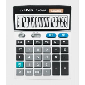 Калькулятор настольный 16-разрядный, бол..