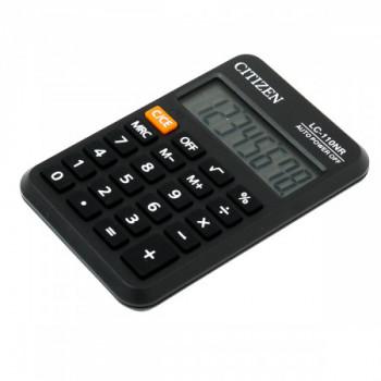 Калькулятор карманный 8 разрядов Citizen..