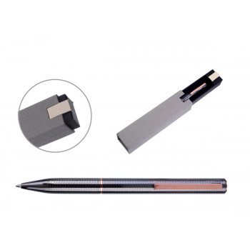 Ручка шариковая с поворотным механизмом ..