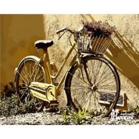 "Набор для творчества ""Рисование по номерам"". E003 Велосипед ВС"