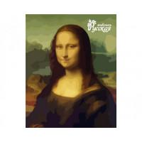 """Набор для творчества """"Рисование по номерам"""". G014 Мона Лиза ВС"""