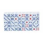 Кубики игральные. 1,5 см. (100 шт. в упа..