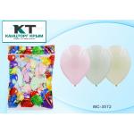 Воздушные шарики: цвета в ассортименте-п..