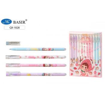 Ручка пишет-стирает гелевая : цветной  к..