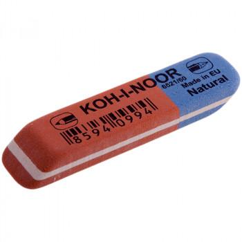Ластик KOH-I-NOOR BLUE STAR 6521/60 кауч..