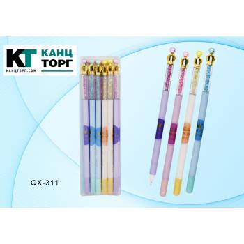 Ручка со стираемыми чернилами гелевая :