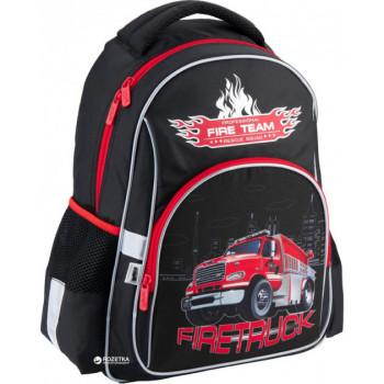 Рюкзак школьный 513 Firetruck..